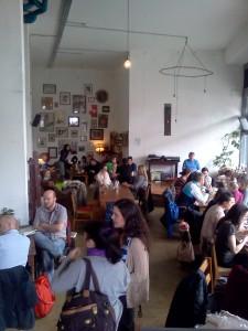 The Fumbally Cafe, Dublin 8