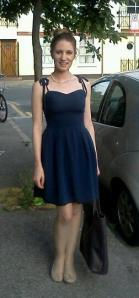 Mir Plain Dress