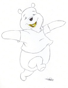 Pooh Bear Thug Life