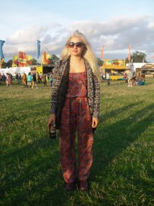 Electric Picnic Style TMCM