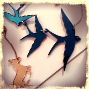 Necklaces by Tatty Devine