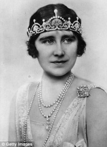 Getty Queen Mother 1930