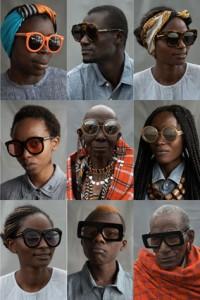 Karen Walker's UN Sunglasses Campaign