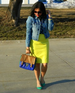 pencil skirt small