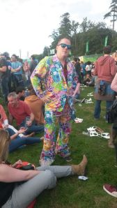 Colourful suit Marlay