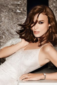 Keira Knightley appearing as Coco Mademoiselle