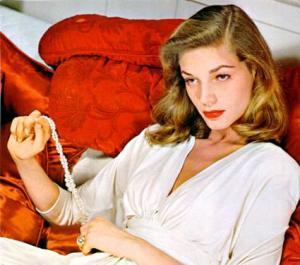 Lauren Bacall The Look