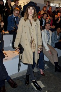 Alexa Trench Autumn