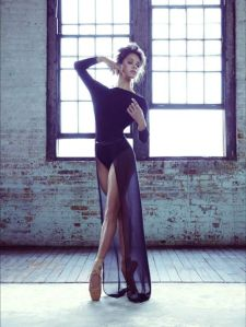 Misty Copeland Vogue Italia