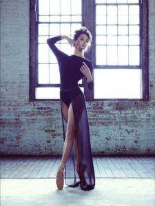 Misty Copeland Vogue Italia