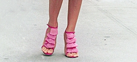 pink tassel shoes sex and the city