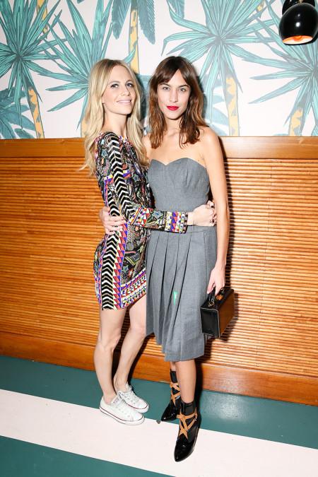 Poppy D and Alexa C