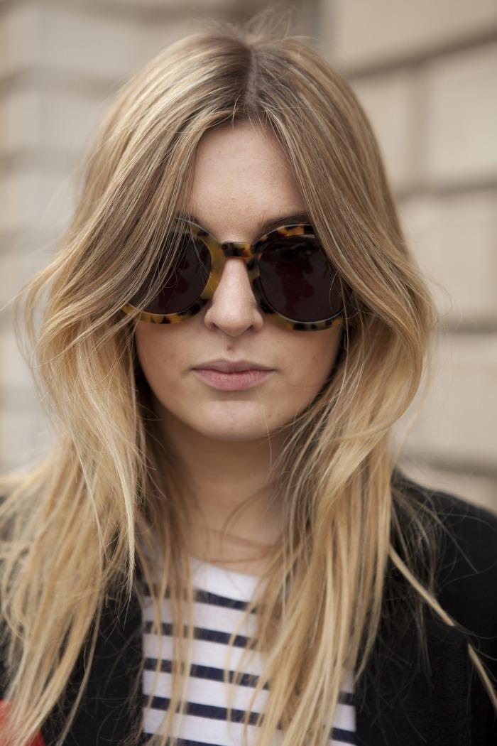 Street Style On February, 16 - London Fashion Week Womenswear A/W 2013