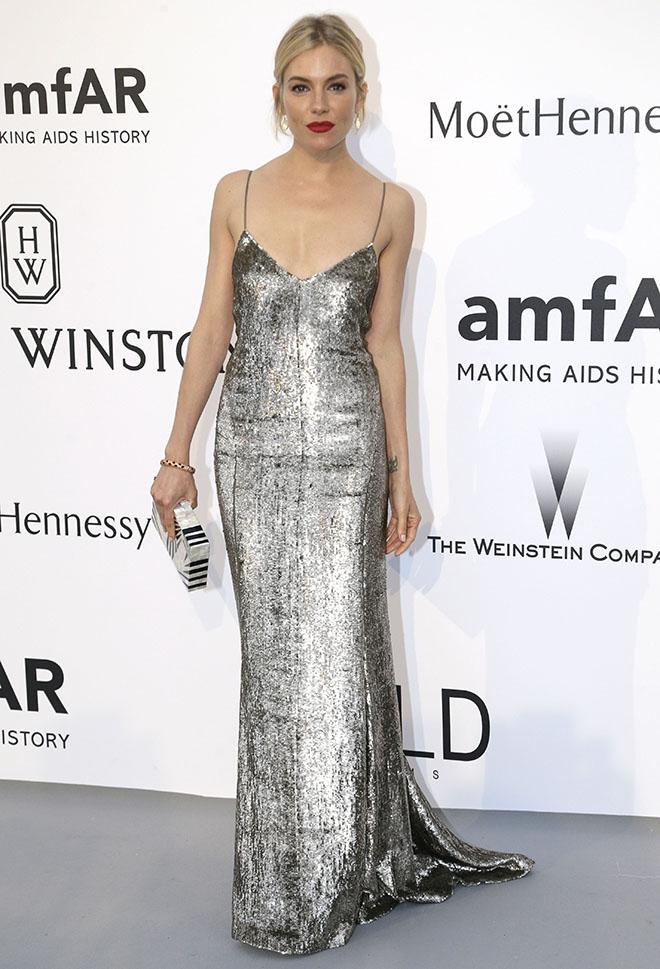 Sienna Miller  (AP Photo/Thibault Camus)