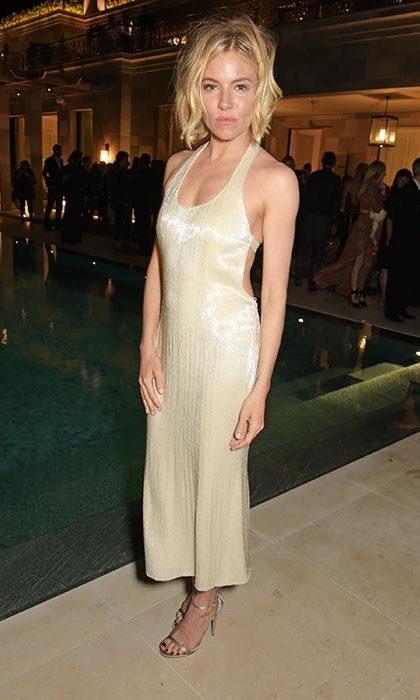Sienna Calvin Klein