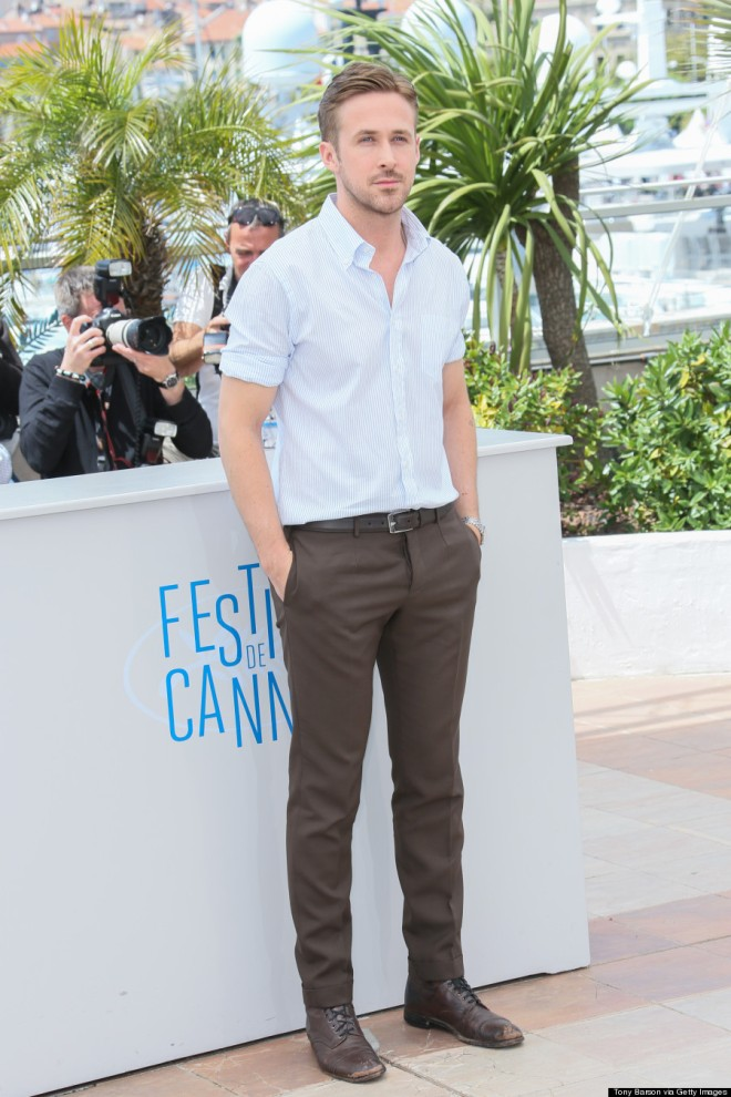 CANNES, FRANCE - MAY 20: Director Ryan Gosling attends the