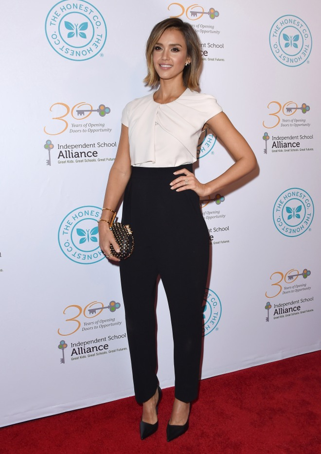 Alliance Impact Awards 30th Anniversary Honoring Jessica Alba