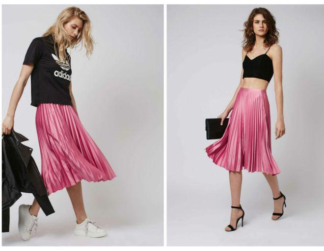 midi skirt tall