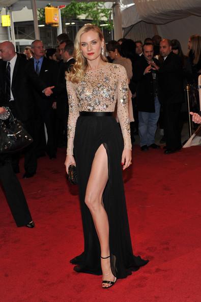 Diane+Kruger+Dresses+Skirts+Evening+Dress+P70d2TU5_DBl