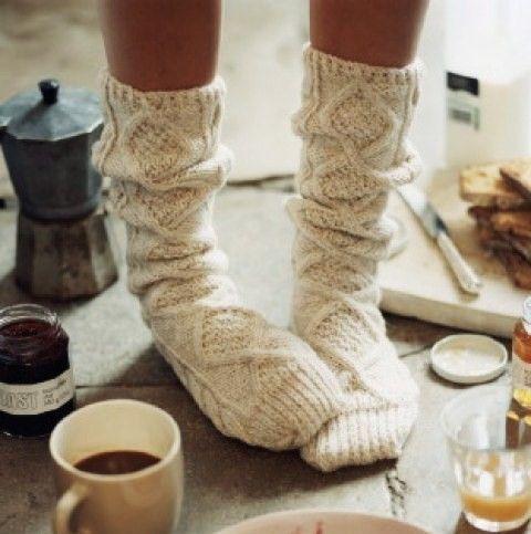 socks-hygge