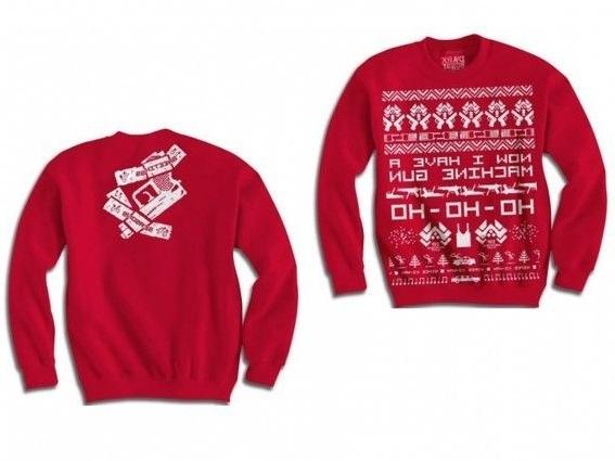 Die Hard Christmas Sweaterindiadamjones Indiadamjones