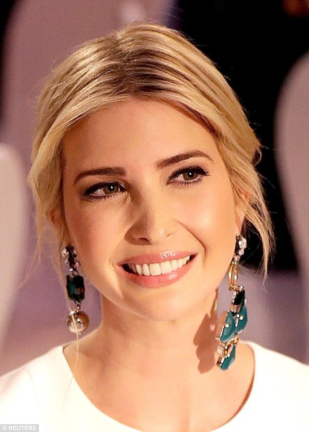 Ivanka earring