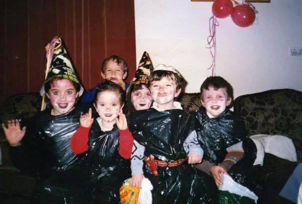 90s Halloween