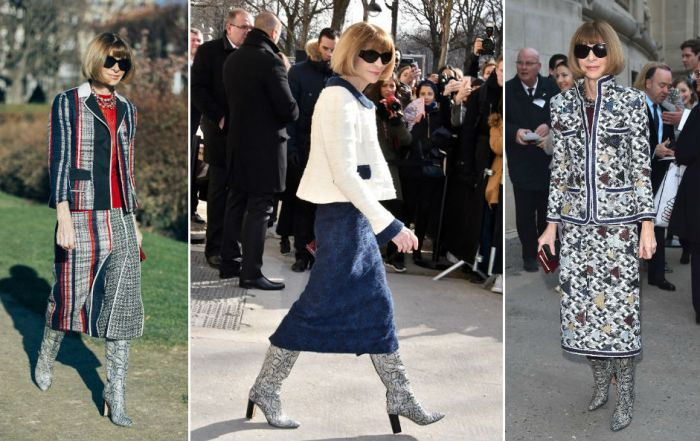anna wintour fashion week